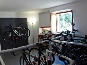 deposito bici della bike room
